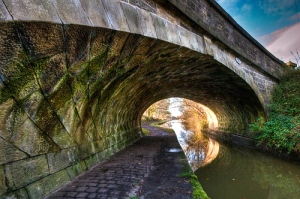 Canal Bridge by Mark Nelson