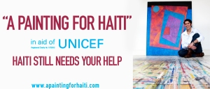 A Painting For Haiti