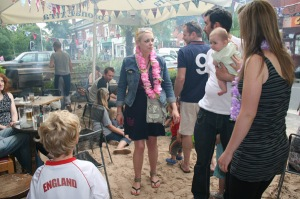 Folk Beach Party, West Didsbury