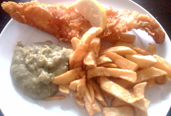 Frankie's Fish Bar, West Didsbury