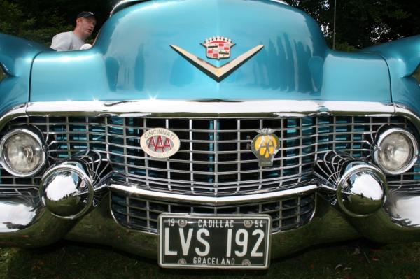 Cadillac - Didsbury Car Show