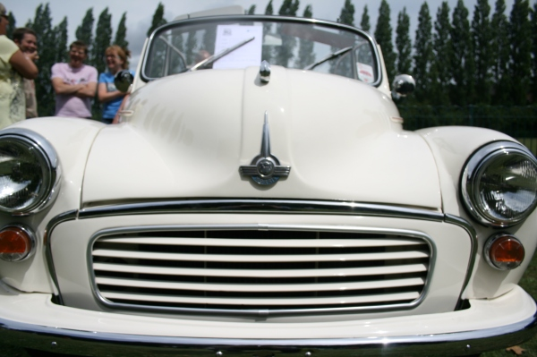 Morris Minor - Didsbury Car Show
