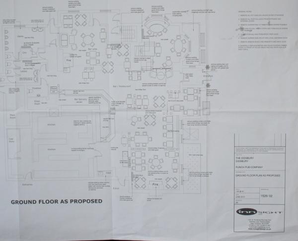 The Didsbury Plans