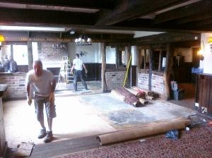 The Didsbury Refurbishment Begins...