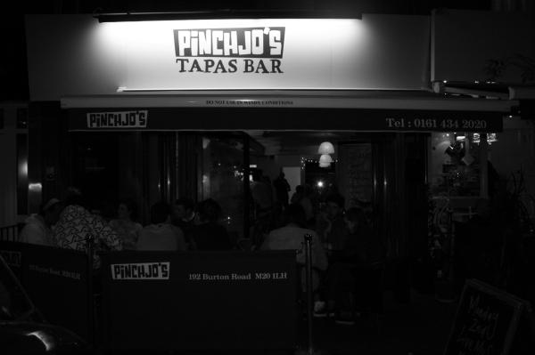 Pinchjos Tapas Bar & Restaurant, West Didsbury