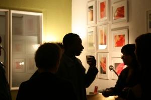 DAF Art Preview at Didsbury Life