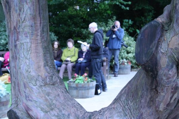 Nicholas Royle - Fletcher Moss Park, Didsbury Arts Festival