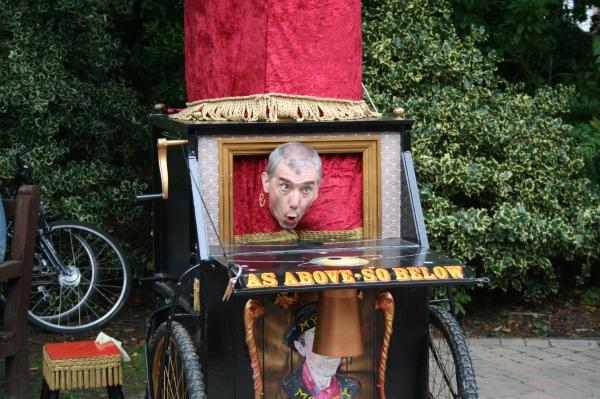 Mystic Monty, Didsbury Arts Festival