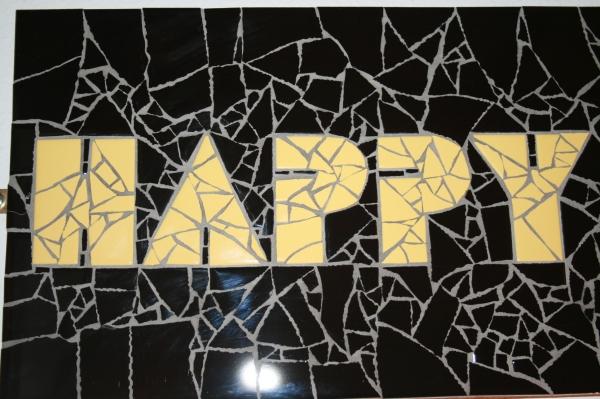 Amanda McCrann - Mosaic Artist