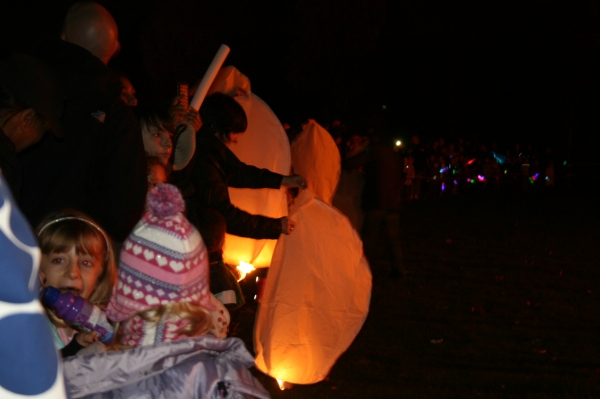 Cavendish Bonfire Event, West Didsbury