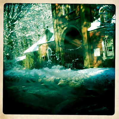 Formby at Christmas