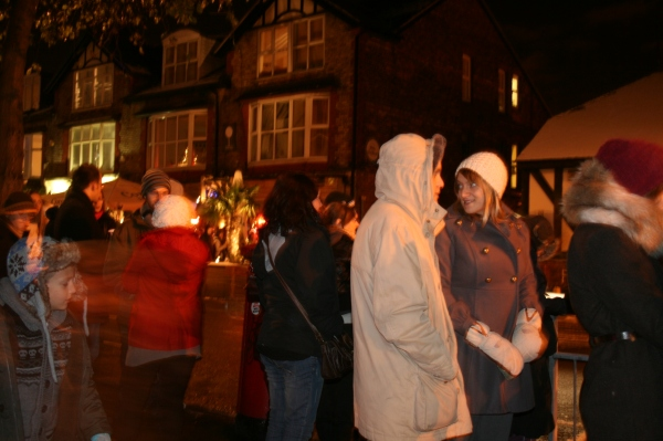 West Didsbury - Christmas 2010