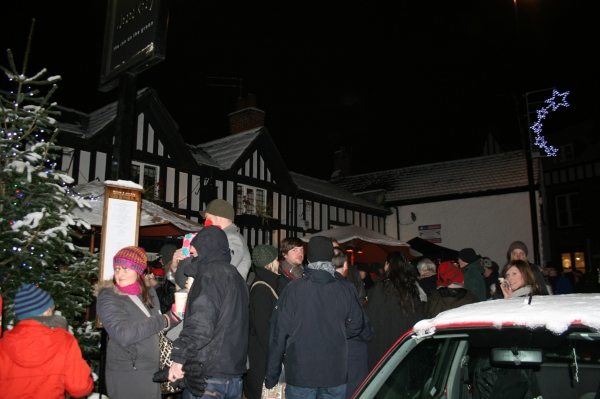 Winter Solstice at The Horse & Jockey, Chorlton