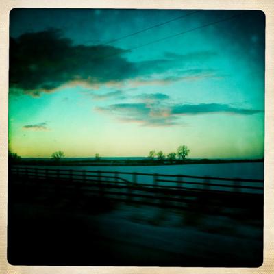 Xmas Sunset