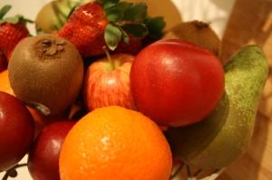 Fruit In A Jute