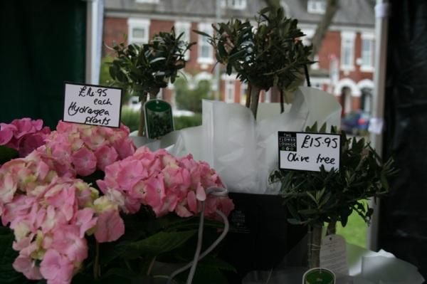 West Didsbury Market
