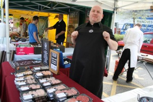 You might just recognise Mr Artisan Meat Company
