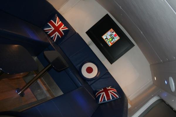 Peter Blake's Art Bus at Wendy J Levy Gallery, Didsbury