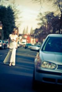 Wedding Shot on Burton Rd, Jonny Draper