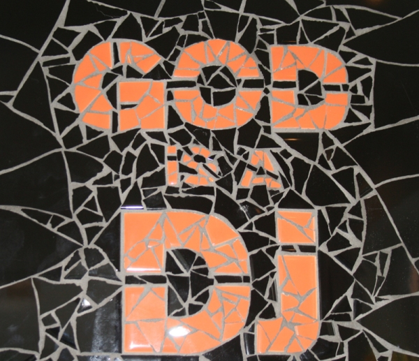God Is A DJ - Amanda McCrann, Queenston Arthouse, West Didsbury