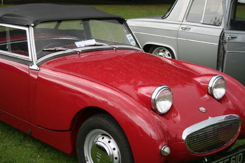 Didsbury Classic Car Show 2011