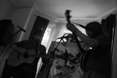 Jo & Adam, The Travelling Band, West Didsbury