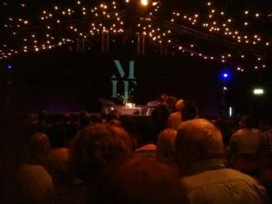 Dave Haslam & Bernard Sumner, Manchester International Festival