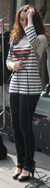 Kristyna Myles, WestFest2011