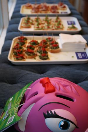 Cycle Helmets & Tapas