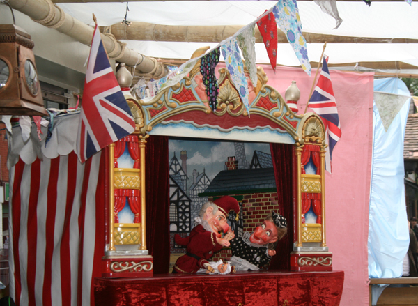 Punch & Judy at Folk Cafe Bar