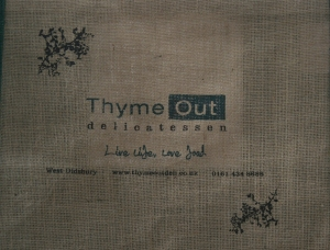 Thyme Out Deli, Nell Lane, West Didsbury