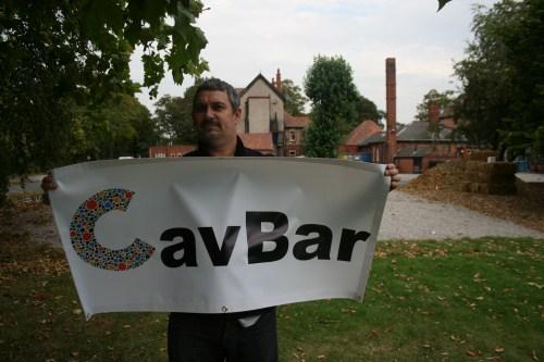 Rock The CavBar...