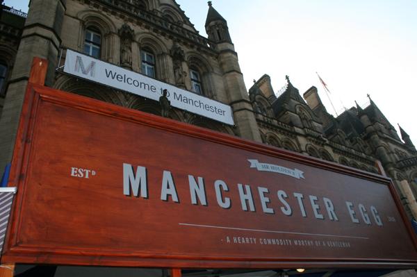 MFDF2011, Albert Square, Manchester