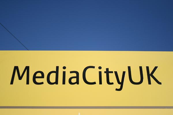 Media City, Salford