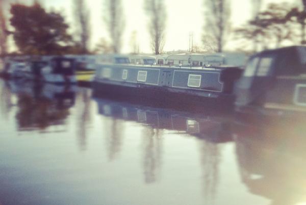 The Bridgewater Canal, Lymm