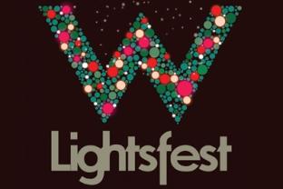 West Didsbury LightsFest 2011