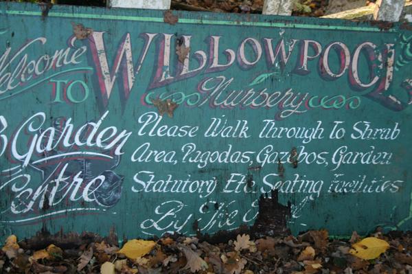 Willow Pool, Lymm