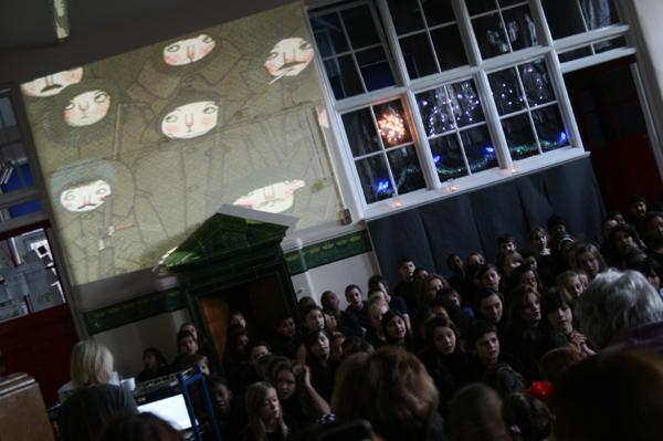 Cavendish Primary School, Christmas Concert 2011