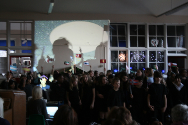 Cavendish Primary School, Christmas Concert 2011