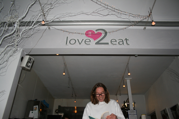 Mike Garry, Love2Eat Deli, West Didsbury