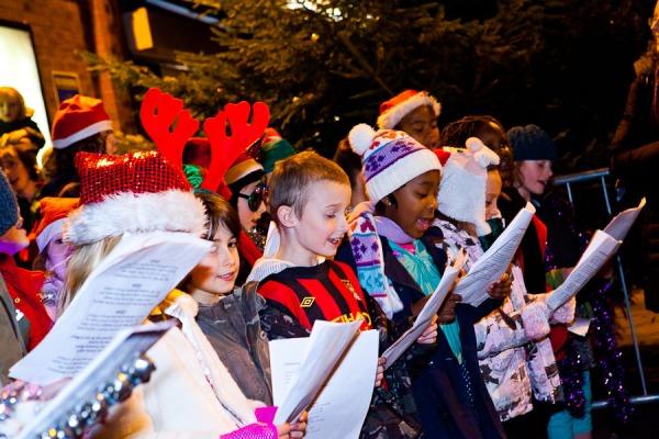 LightsFest - West Didsbury Dec 2011 - Jonny Draper Photography