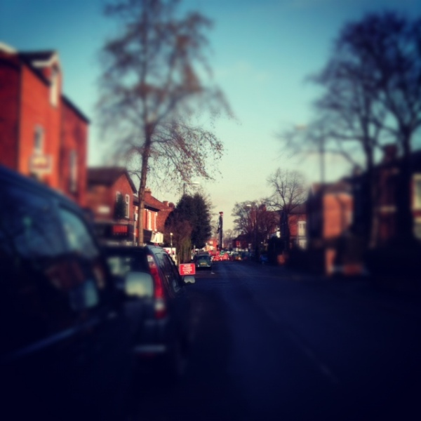Burton Road, West Didsbury