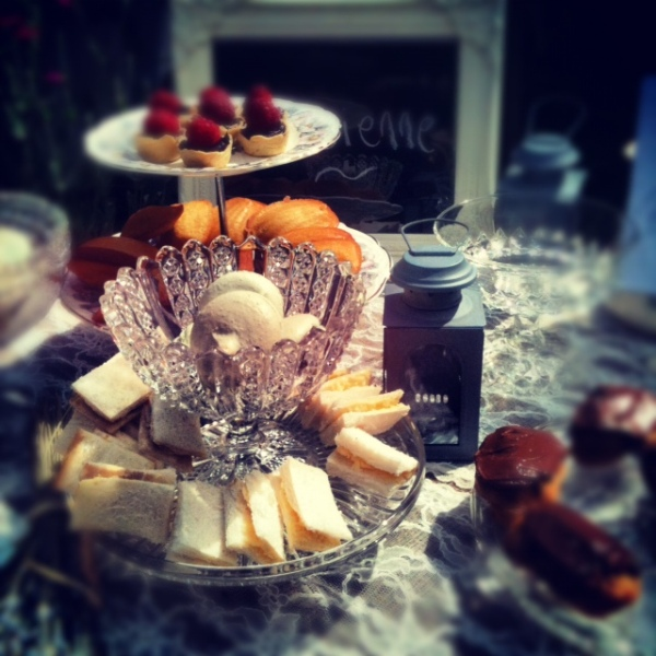 A Time For Tea - Traditional Tea Time