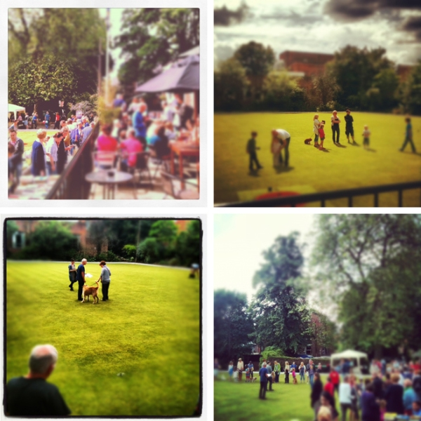 Summer Fete at The Albert Club, West Didsbury 2012