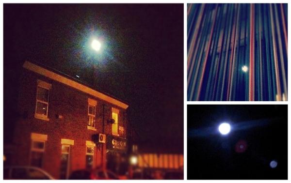 West Didsbury - Full Moon